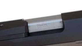 Marcação da câmara Fotografia de Stock