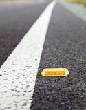 Marcação de estrada imagem de stock royalty free