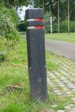Marcação de estrada Fotografia de Stock Royalty Free