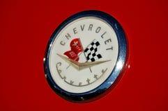 Marca de fábrica del coche de la vendimia Foto de archivo libre de regalías