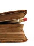 Marca de libro imágenes de archivo libres de regalías