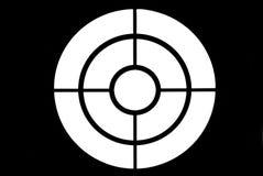 Marca del Shooting Imágenes de archivo libres de regalías