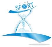 tiempo del deporte Foto de archivo