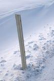 Marcador da estrada Foto de Stock Royalty Free