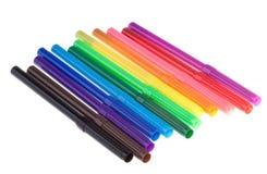 Marcadores da cor fotos de stock