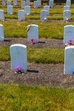 Marcadores de Carlisle Indian Industrial School Grave Fotografía de archivo libre de regalías