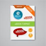 Marcadores de Ebook - etiquetas engomadas, esquinas, etiquetas libre illustration