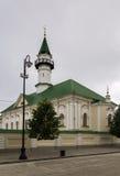 Marcani清真寺,喀山 库存照片