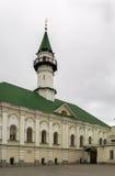 Marcani清真寺,喀山 免版税图库摄影