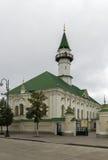 Marcani清真寺,喀山 库存图片