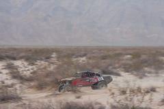 Marcar fora a raça do caminhão da estrada 4x4 Baja Imagem de Stock Royalty Free