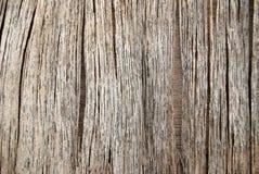 Marcas de madera rectas Fotografía de archivo