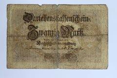 Marcas de Zwanzig Fotos de archivo