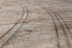 Marcas del neumático Fotos de archivo