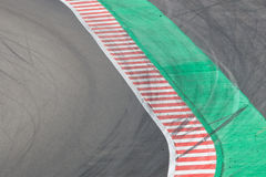 Marcas do pneu Fotos de Stock