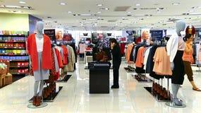 Marcas & spencer, Hong Kong Fotos de Stock