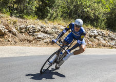 Marcel Kittel, singola prova a cronometro - Tour de France 2016 Fotografie Stock Libere da Diritti