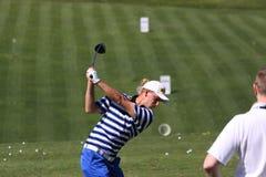 Marcel Siem a golf aperto, Marbella di Andalusia Fotografia Stock