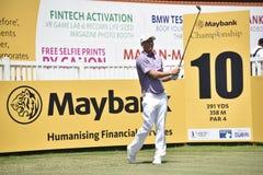 Marcel Siem, Maybank Championship 2017 Royalty Free Stock Photos