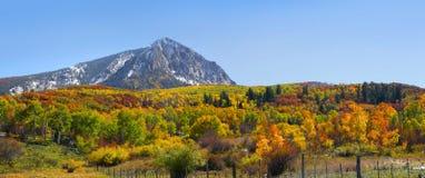 Marcelina mountain Stock Photo