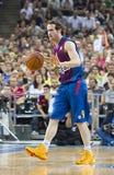 Marcelinho Huertas of FC Barcelona Royalty Free Stock Photo