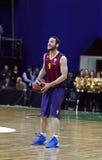 Marcelino Huertas of FC Barcelona Royalty Free Stock Photo