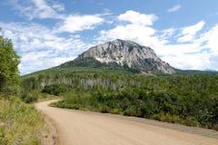 Marcellina Mountain Royaltyfri Fotografi