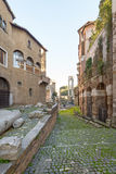 Marcello teater Arkivbild