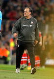Marcelo Bielsa of Athletic Bilbao Stock Photography
