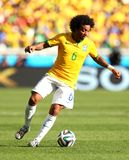 Marcelo Coupe du Monde 2014 Royalty Free Stock Photo