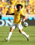 Marcelo Coupe du Monde 2014 Stock Image