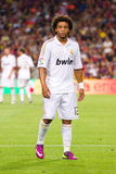 Marcelo of Real Madrid Royalty Free Stock Photography