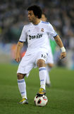 Marcelo Vieira of Real Madrid Royalty Free Stock Photography