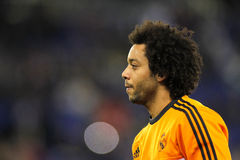 Marcelo Vieira of Real Madrid Royalty Free Stock Photo