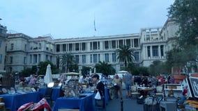 Marché de Vieux Nice Photographie stock