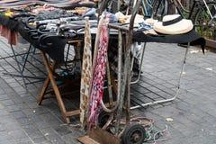 Marchè Saint-Michel, St. Michel`s market, Bordeaux royalty free stock photography