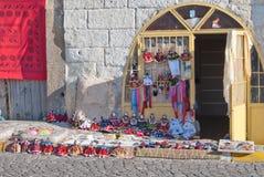 Marché à la rue turque image stock