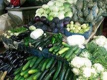 Marché à Yaounde Stock Photos