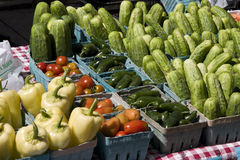 Marché Images stock