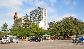 marché africain Photo libre de droits