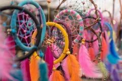 Marché artisanal en San Carlos de Bariloche, Argentine photos libres de droits