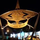 Marché @Central de promenade de Kasturi Image stock