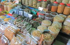 Marché Chinatown Ho Chi Minh City Saigon Vietnam de Binh Tay Photo stock