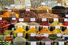 Marché d'épice Photo libre de droits