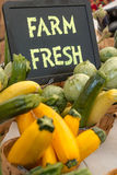 Marché d'agriculteurs Photos stock