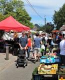 Marché d'agriculteurs Photo stock