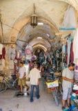 Marché d'EL-Blaghija de Souq Image stock