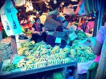 Marché d'IMA à l'Inde d'imphal Manipur Images stock