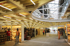 Marché d'intérieur Photographie stock