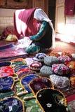 Marché d'Uyghur photo stock